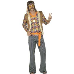 60s Singer Costume, Male