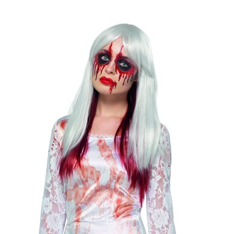 Zombie Bavarian Female Costume , Size: UK Dress 16-18
